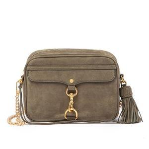 Rebecca Minkoff Large M.A.B. Leather Camera bag